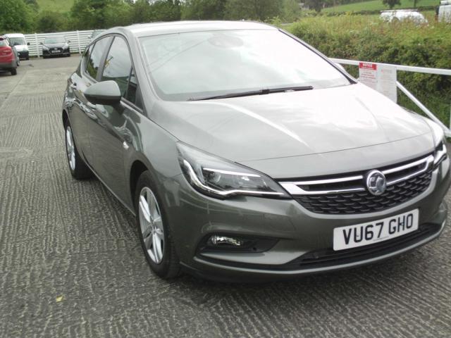 2018 Vauxhall Astra 1.6 Diesel