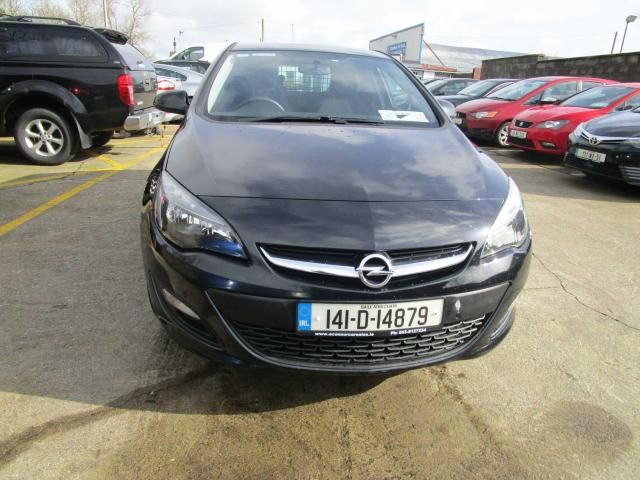 2014 Opel Astra - Image 3