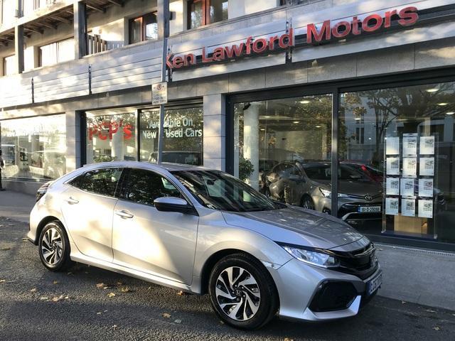 2017 Honda Civic - Image 1