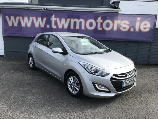 2013 Hyundai i30 1.4 100PS Active