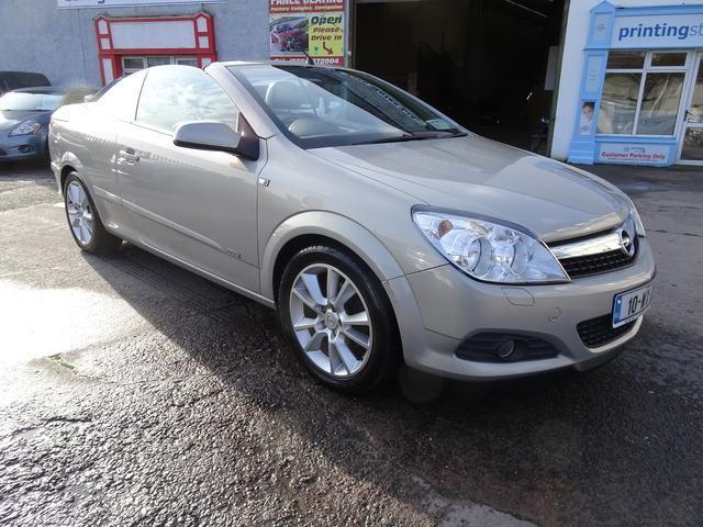 2010 Opel Astra 1.6 Petrol