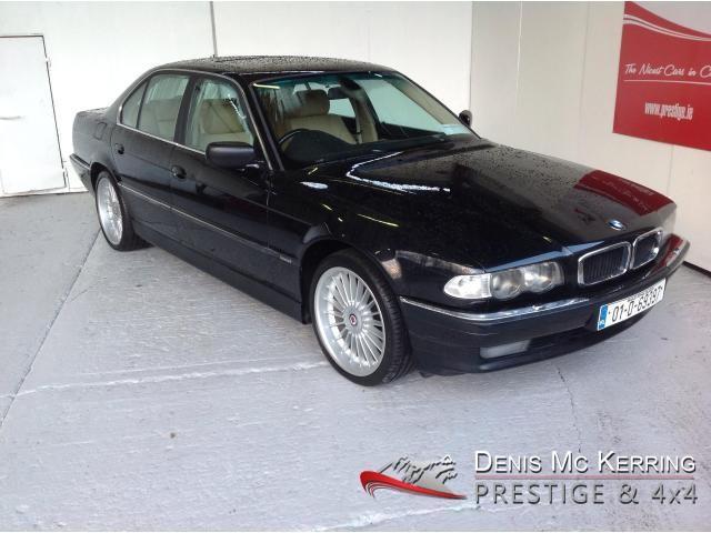 2001 BMW 740 740IL AUTO