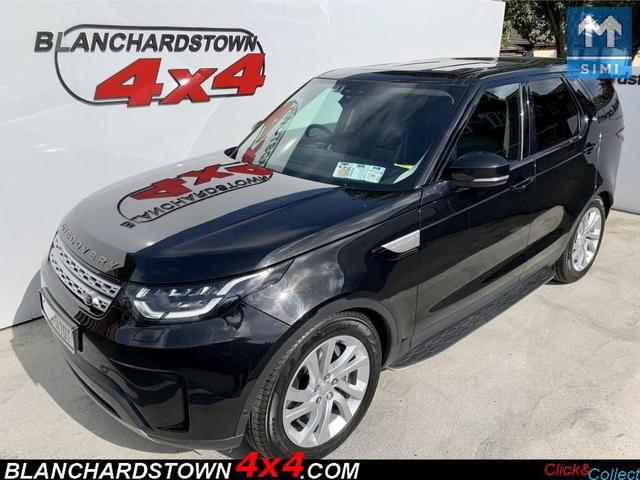 2020 Land Rover Discovery 3.0 Diesel