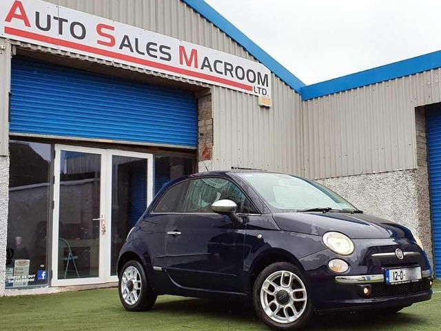2012 Fiat 500 1.2 Petrol