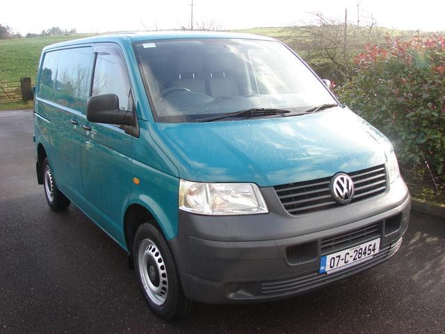 2007 Volkswagen Transporter 1.9 Diesel