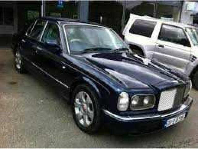 2000 Bentley Arnage 6.75 Turbo Red Label