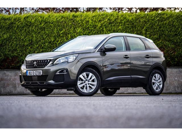 2018 Peugeot 3008 1.6 BlueHDi 120bhp S&S Active