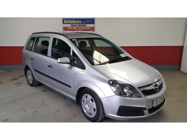 2007 Opel Zafira 1.9 CDTI () LIFE 120PS