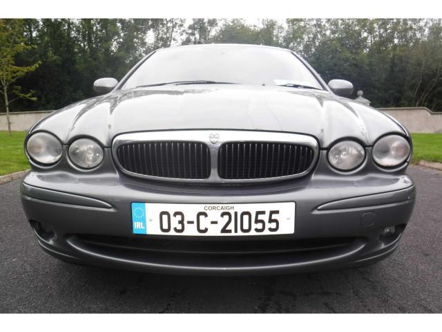 2003 Jaguar X-Type - Image 16