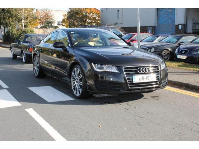 2011 Audi A7 3.0 Diesel