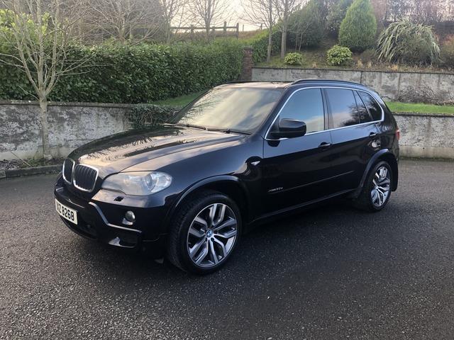 2009 BMW X5 3.0 Diesel