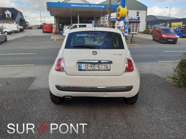 2012 Fiat 500 - Image 7