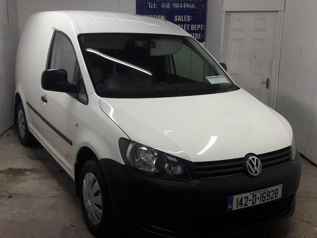 2014 Volkswagen Caddy - Image 2