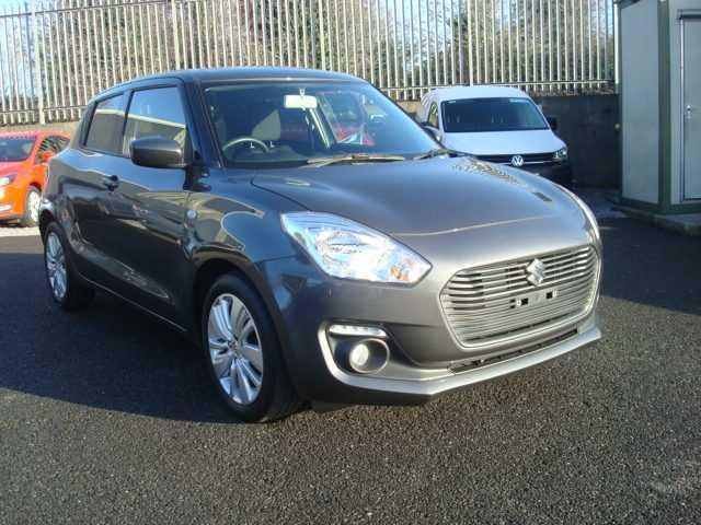 2018 Suzuki Swift 1.0 SZ-T Boosterjet MT