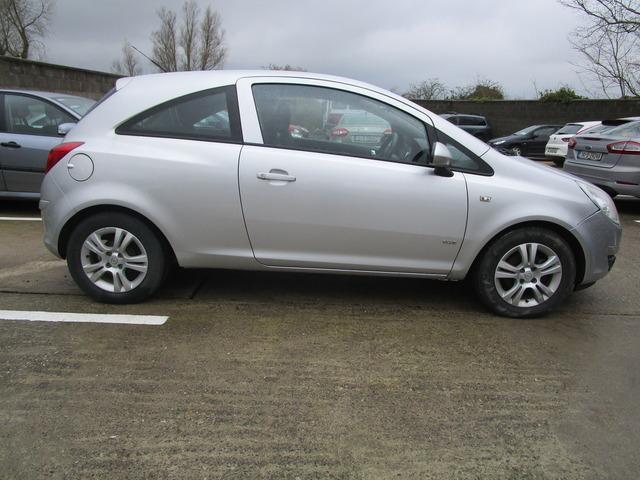 2009 Opel Corsa 1.2 16V CLUB