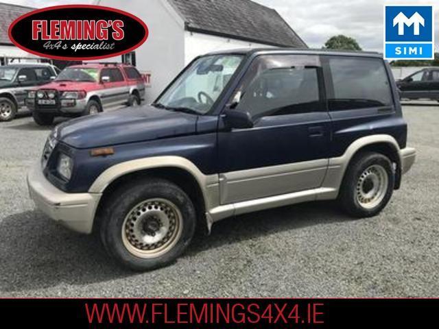 1995 Suzuki Escudo Auto