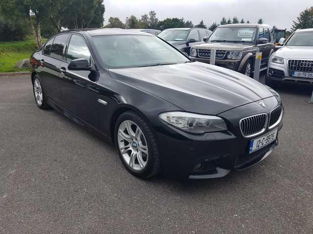 2012 BMW 5 Series - Image 8