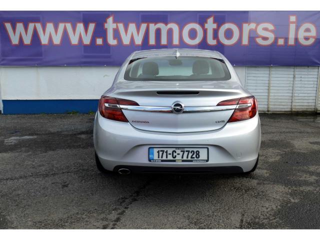 2017 Opel Insignia - Image 4
