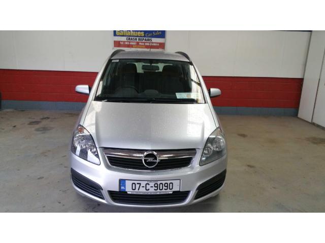 2007 Opel Zafira - Image 2
