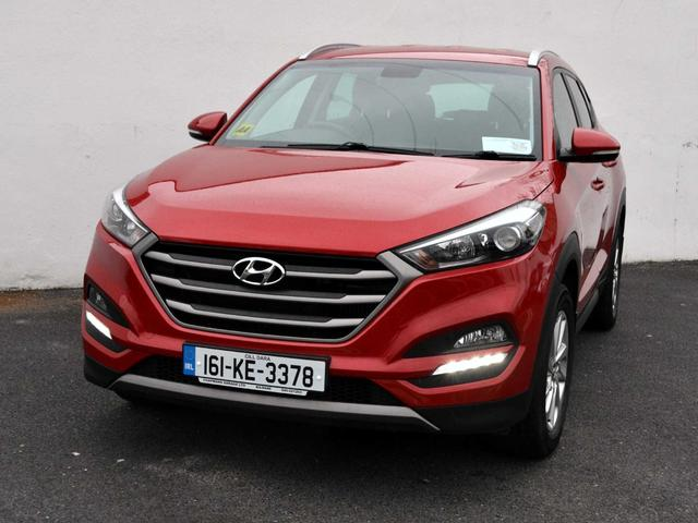 2016 Hyundai Tucson Executive 5DR