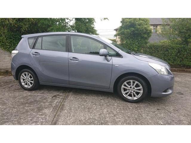 2011 Toyota Verso 2.0 D4D TR 5DR **€55 Per Week**
