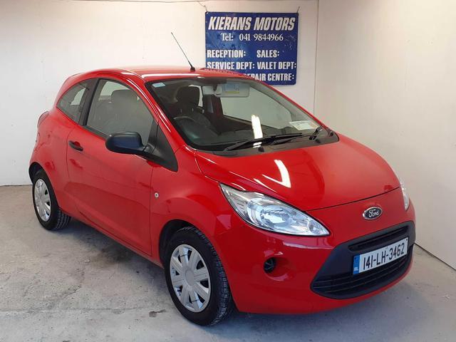 2014 Ford Ka 1.2 Petrol