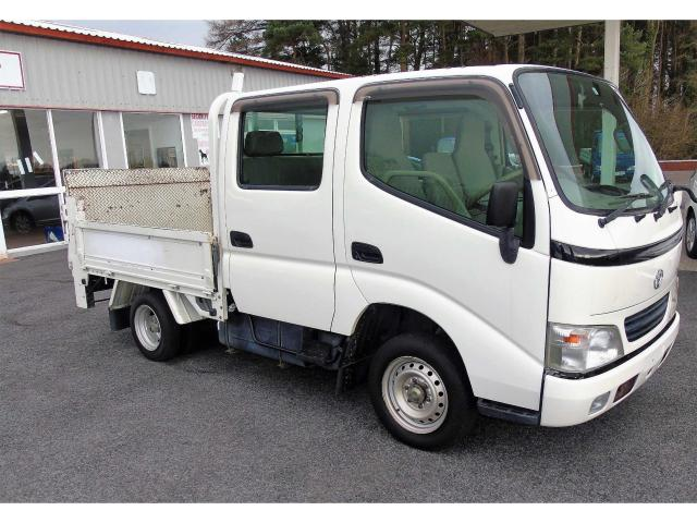 2007 Toyota Dyna CREW CAB TAIL LIFT