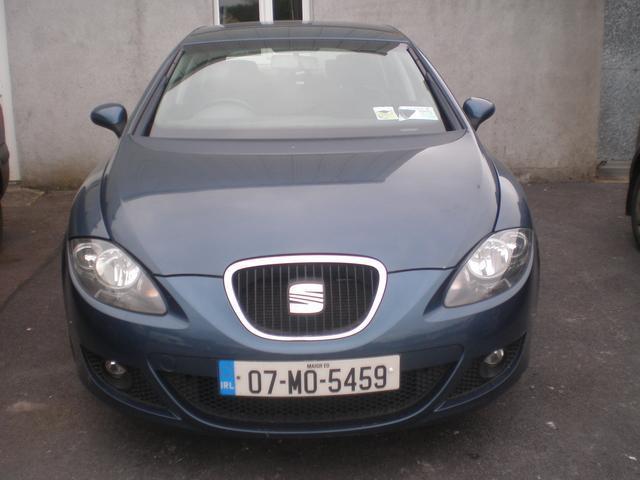 2007 SEAT Leon 1.9 TDI S 105BHP