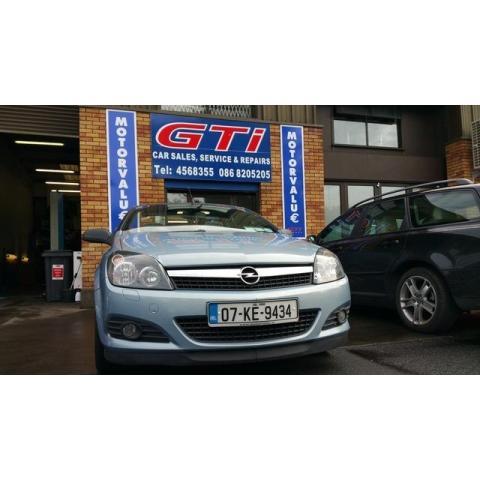 2007 Opel Astra 1.6 Petrol