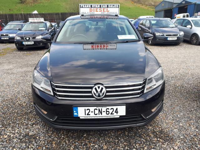 2012 Volkswagen Passat 1.6 Diesel