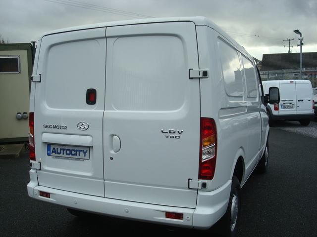 2020 LDV V80 SWB €16900