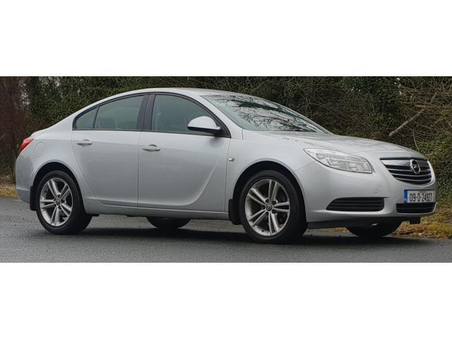 2009 Opel Insignia 2.0 CDTI / 130BHP / NCT & TAX