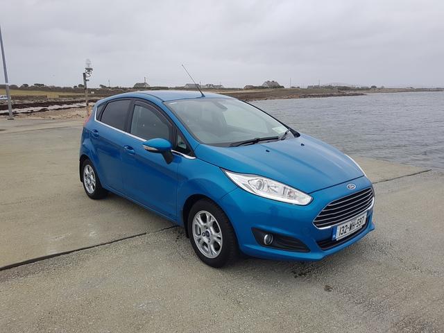 2013 Ford Fiesta 1.6 Diesel