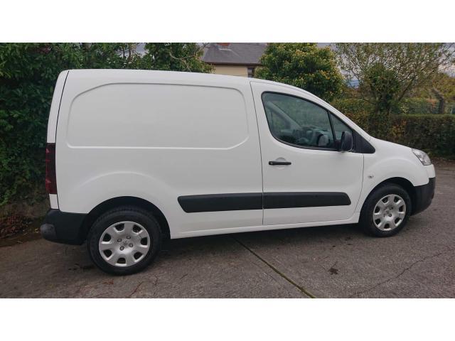 2012 Peugeot Partner 1.6HDi 92 850 SE L1