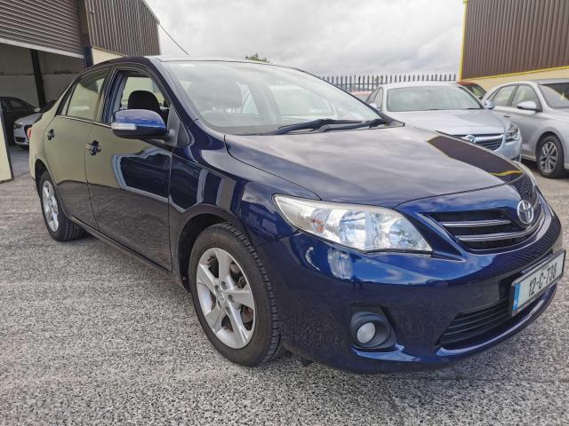 2012 Toyota Corolla 1.4 Diesel