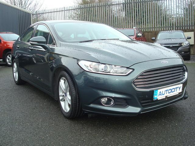 2016 Ford Mondeo ZETEC POWERSHIFT 140PS