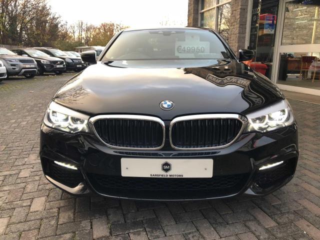 2018 BMW 5 Series - Image 3