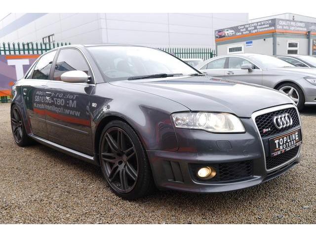2007 Audi RS4 - Image 3