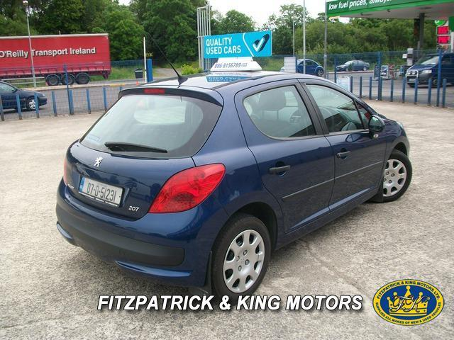 2007 Peugeot 207 - Image 7