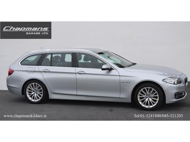 2015 BMW 5 Series - Image 3