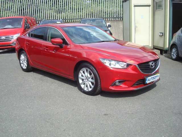 2017 Mazda Mazda6 2.2 SE-L NAV 150PS