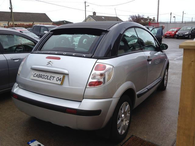 2004 citroen c3 pluriel auto price 2 500 1 6 petrol for sale in dublin on. Black Bedroom Furniture Sets. Home Design Ideas