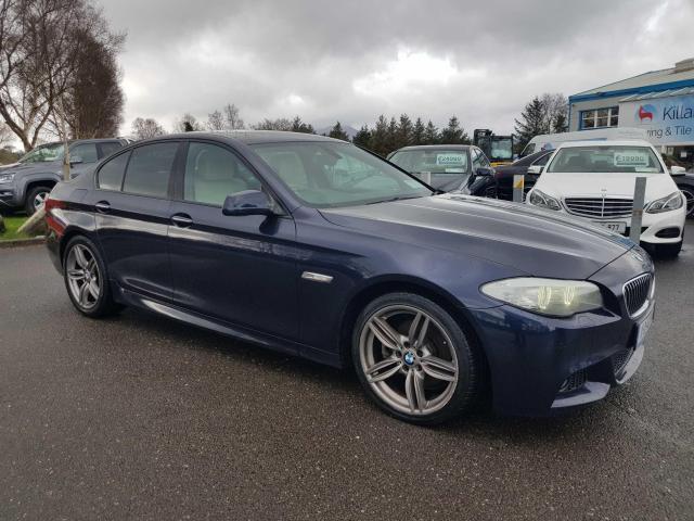 2011 BMW 520 2.0 520D M SPORT AUTO