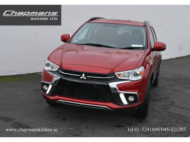2019 Mitsubishi ASX 1.6D INTENSE DEMO MODEL