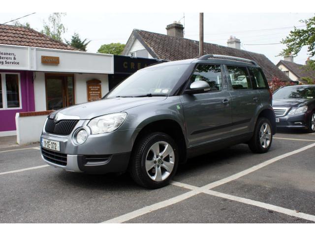 2011 Skoda Yeti 1.6 Diesel
