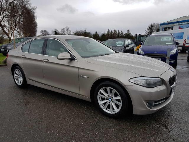 2012 BMW 5 Series 2.0 520D SE AUTO