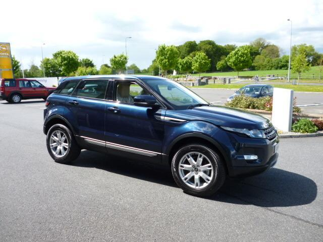 2013 Land Rover Range Rover Evoque PURE TECH PACK 2.2 TD4 , Price: €