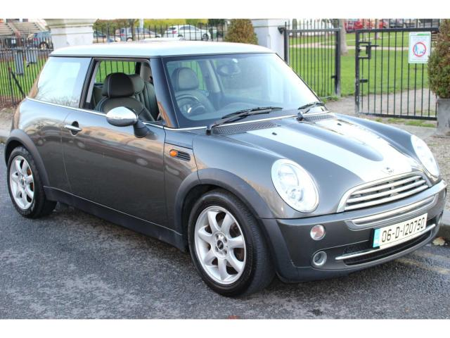 2006 Mini Cooper 1.6 Park Lane 03DR