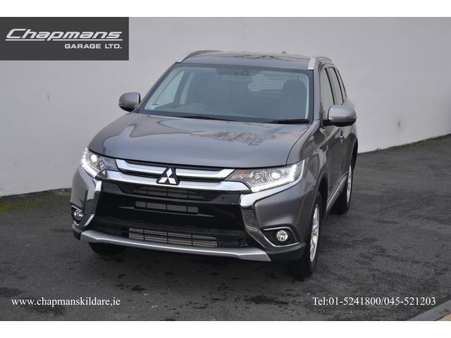 2019 Mitsubishi Outlander 2 Seat Commercial Demo         €23944 Plus VAT