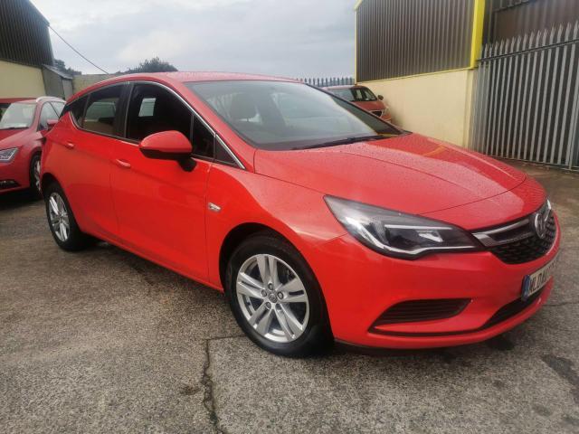 2017 Opel Astra 1.6 Diesel